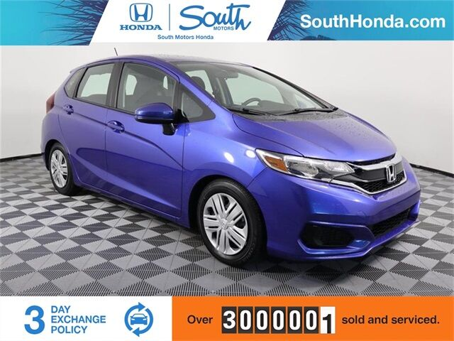 2018 Honda Fit LX Miami FL