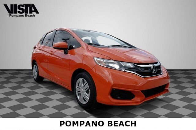 2018 Honda Fit LX Pompano Beach FL