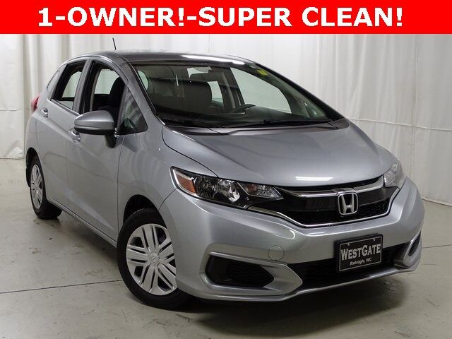 2018 Honda Fit LX Raleigh NC