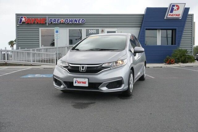 2018 Honda Fit LX Harlingen TX