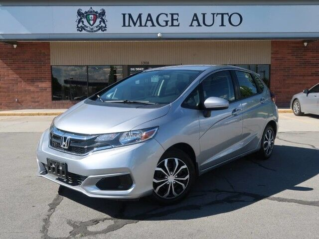2018 Honda Fit LX West Jordan UT