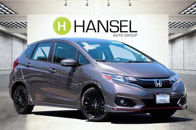 2018_Honda_Fit_Sport_ Santa Rosa CA