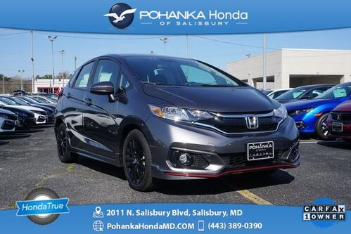 2018_Honda_Fit_Sport ** Honda True Certified 7 Year / 100,000  **_ Salisbury MD
