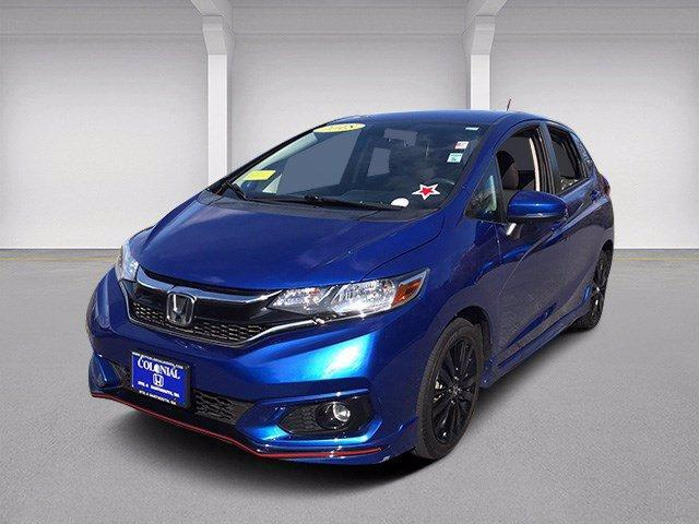 2018 Honda Fit Sport CVT Dartmouth MA