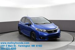 2018_Honda_Fit_Sport_ Farmington NM