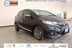 2018 Honda Fit Sport Golden CO