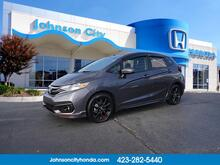 2018_Honda_Fit_Sport_ Johnson City TN