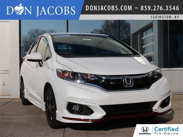 2018 Honda Fit Sport Lexington KY