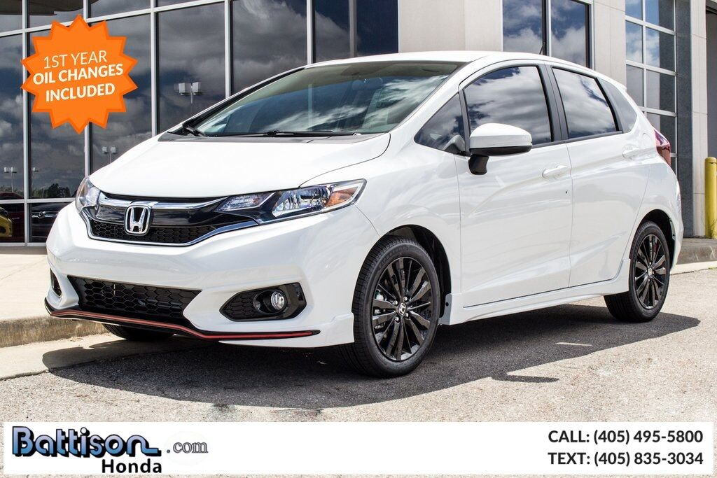 2018_Honda_Fit_Sport_ Oklahoma City OK