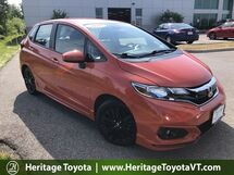 2018 Honda Fit Sport South Burlington VT