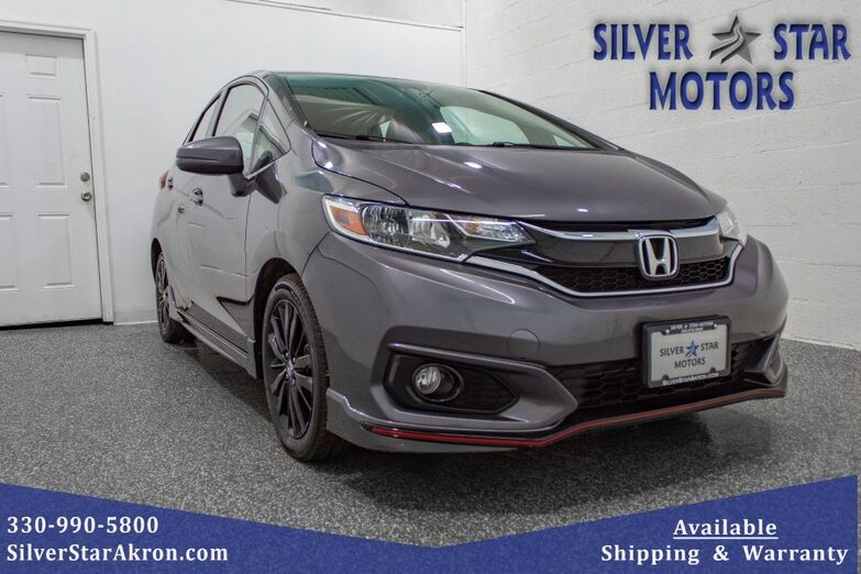 2018 Honda Fit Sport Tallmadge OH