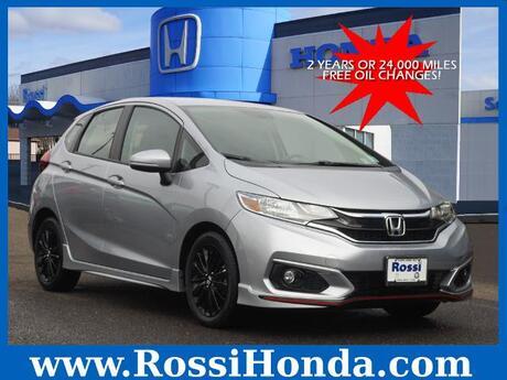 2018 Honda Fit Sport Vineland NJ