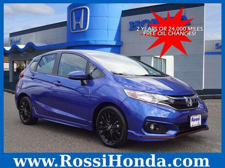 2018 Honda Fit Sport Vineland NJ