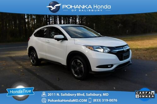 2018_Honda_HR-V_EX AWD ** Honda True Certified 7 Year / 100,000  **_ Salisbury MD