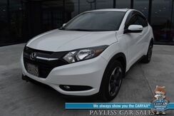 2018_Honda_HR-V_EX / AWD / Heated Cloth Seats / Sunroof / Right Side Lane Watch / Bluetooth / Back Up Camera / Keyless Entry & Start / Cruise Control / 31 MPG / 1-Owner_ Anchorage AK