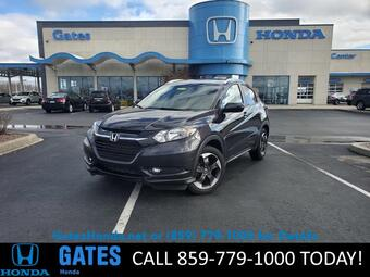 2018_Honda_HR-V_EX-L Navi AWD CVT_ Richmond KY