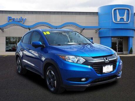 2018 Honda HR-V EX-L Navi Libertyville IL
