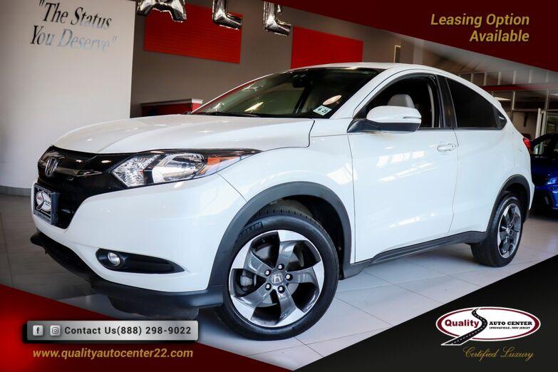 2018 Honda HR-V EX Springfield NJ