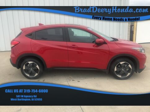 2018_Honda_HR-V_EX_ West Burlington IA