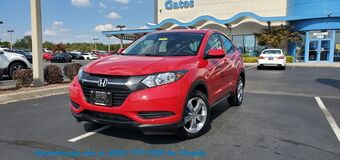 2018_Honda_HR-V_LX 2WD CVT_ Richmond KY