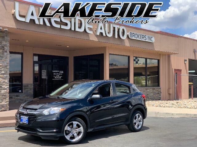 2018 Honda HR-V LX 4WD CVT Colorado Springs CO