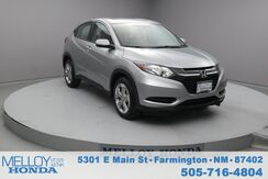 2018_Honda_HR-V_LX_ Farmington NM