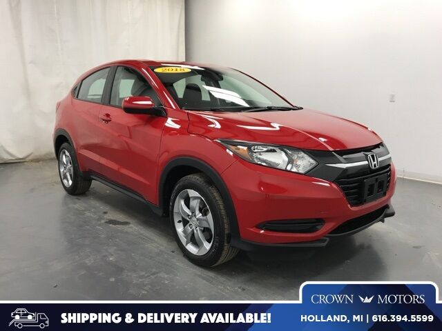 2018 Honda HR-V LX Holland MI
