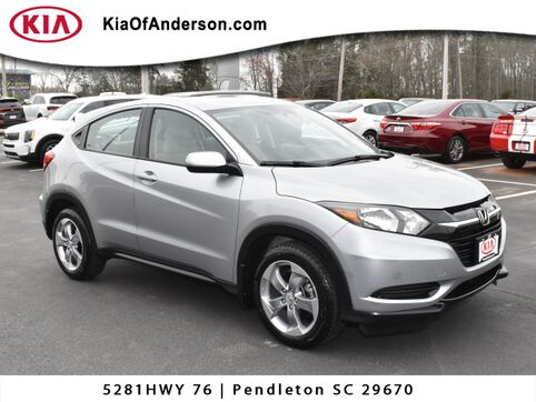 2018_Honda_HR-V_LX_ Greenville SC