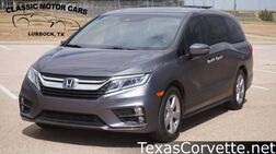 2018_Honda_Odyssey_EX-L_ Lubbock TX