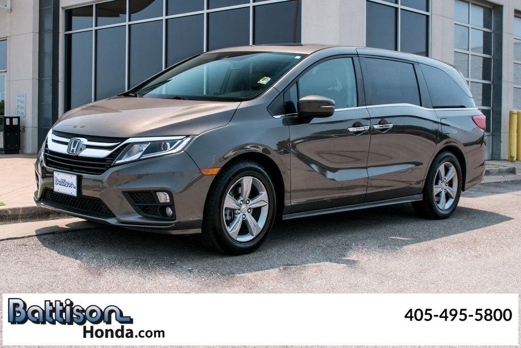 2018_Honda_Odyssey_EX-L_ Oklahoma City OK