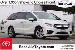 2018_Honda_Odyssey_EX L_ Roseville CA