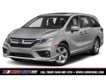 2018_Honda_Odyssey_EX-L_ Fredricksburg VA