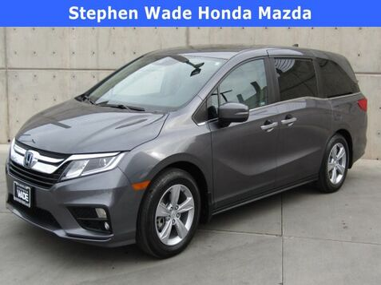 2018_Honda_Odyssey_EX-L_ St George UT