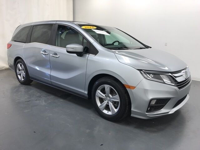 2018 Honda Odyssey EX-L w/Navigation and Rear Entertainment System Holland MI