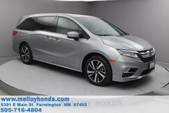 2018_Honda_Odyssey_Elite_ Farmington NM