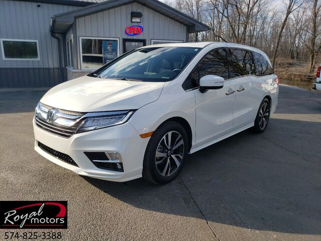 2018 Honda Odyssey Elite Middlebury IN