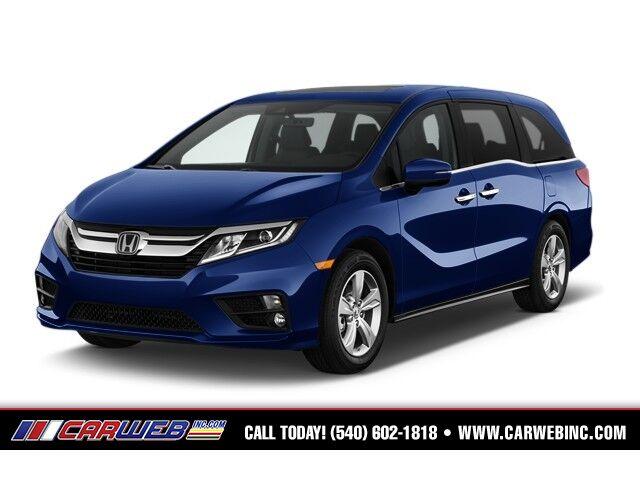 2018 Honda Odyssey Elite Fredricksburg VA