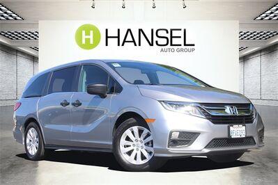 2018_Honda_Odyssey_LX_ Santa Rosa CA