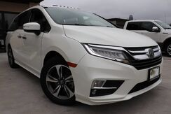 2018_Honda_Odyssey_Touring,1 OWNER,10 SERVICE RECORDS,LOADED!_ Houston TX