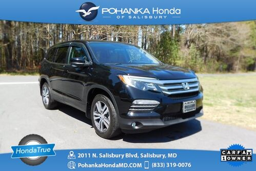 2018_Honda_Pilot_EX AWD ** Honda True Certified 7 Year / 100,000 **_ Salisbury MD