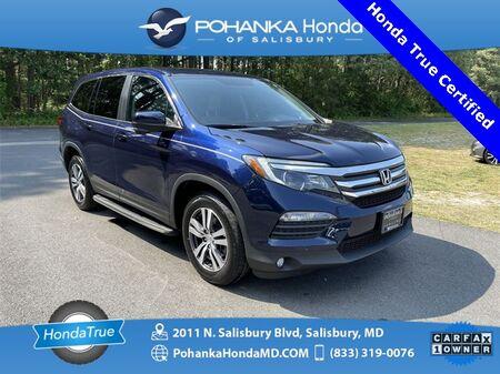 2018_Honda_Pilot_EX AWD ** Honda True Certified 7 Year / 100,000  **_ Salisbury MD