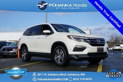 2018_Honda_Pilot_EX-L ** Honda True Certified 7 Year / 100,000  **_ Salisbury MD
