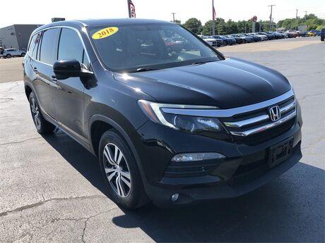 2018 Honda Pilot EX-L AWD Evansville IN