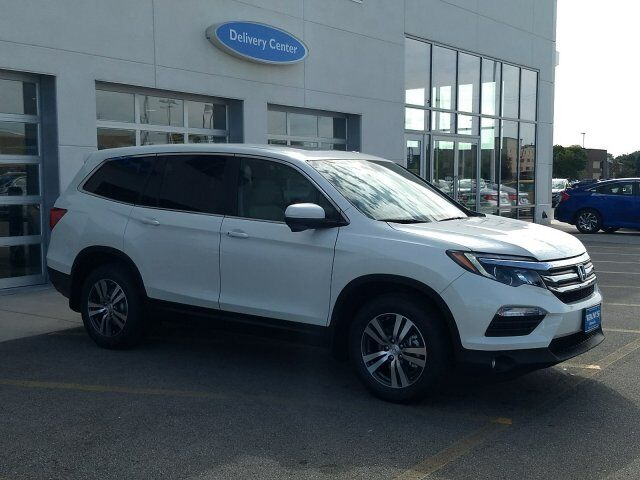 2018 Honda Pilot EX-L w/Navigation AWD Green Bay WI