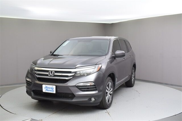 2018_Honda_Pilot_EX-L w/Rear Entertainment System_ Austin TX