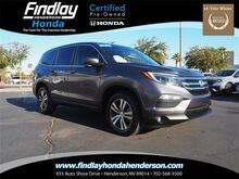 2018_Honda_Pilot_EX-L w/Rear Entertainment System_ Henderson NV