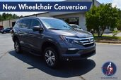 2018 Honda Pilot EXL 2WD New Wheelchair Conversion