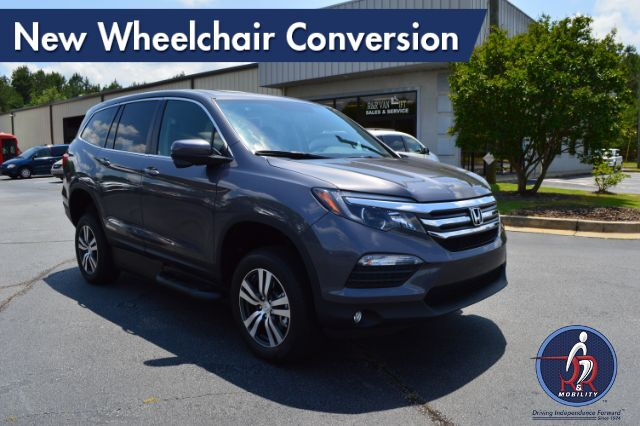 2018 Honda Pilot EXL 2WD New Wheelchair Conversion Conyers GA