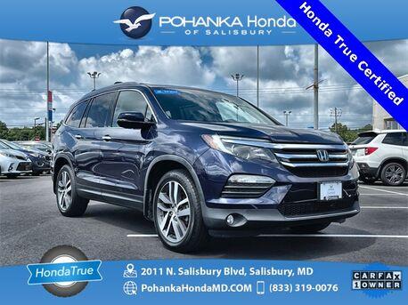2018_Honda_Pilot_Elite AWD ** Honda True Certified 7 Year / 100,000  **_ Salisbury MD