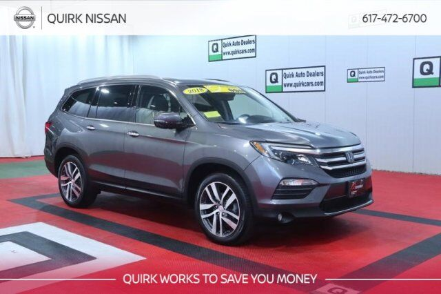 2018 Honda Pilot Elite Quincy MA